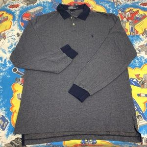 Polo Ralph Lauren Pima Cotton Rugby